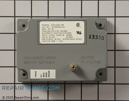 Control Module S1-7995-3081 Main Product View