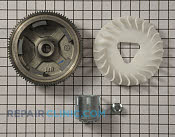 Fan and flywheel kit - Part # 2314731 Mfg Part # 121-0354