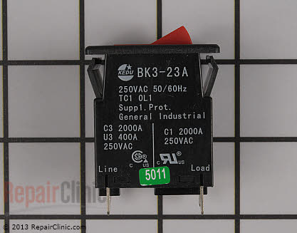 Circuit Breaker 209676GS Main Product View