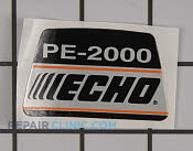 Decals and Labels - Part # 2261927 Mfg Part # 89011255330