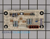 Control Board - Part # 2637905 Mfg Part # 47-100436-02
