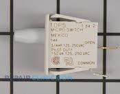Door Switch - Part # 2637717 Mfg Part # 42-21268-04