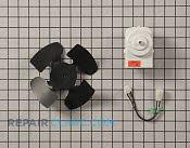 Condenser Fan Motor - Part # 1569049 Mfg Part # RF-4550-46K