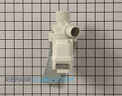 Drain Pump - Part # 2754597 Mfg Part # WH23X10043
