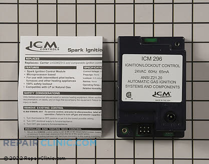 Ignition Module ICM296 Main Product View