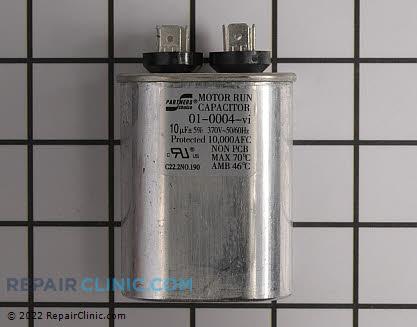 Run Capacitor 01-0004 Main Product View