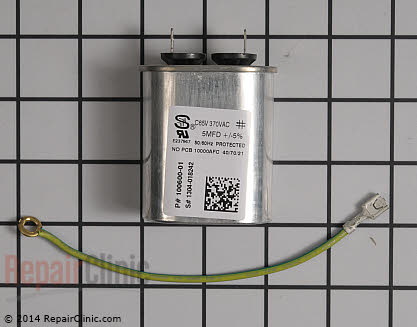 Run Capacitor 53H02 Main Product View