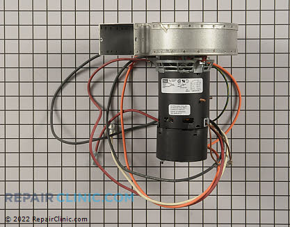 Draft Inducer Motor Assembly B3233002 Main Product View