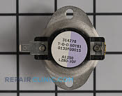 Limit Switch - Part # 2645137 Mfg Part # 0130F00015