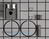 Piston - Part # 2266507 Mfg Part # P021007450