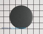 Surface Burner Cap - Part # 2754487 Mfg Part # DG62-00067A