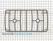 Burner Grate - Part # 1545736 Mfg Part # W10120692