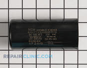 Start Capacitor - Part # 2335660 Mfg Part # S1-02425191700