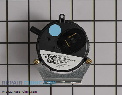Pressure Switch B1370176 Main Product View
