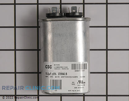 Run Capacitor S1-02425900000 Main Product View