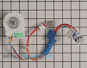 Fan Motor - Part # 1169928 Mfg Part # WR23X10467