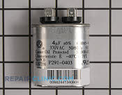 Run Capacitor - Part # 2386460 Mfg Part # P291-0403