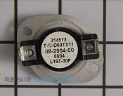 Thermostat - Part # 1169257 Mfg Part # WP28X10014