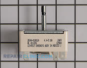 Surface Element Switch - Part # 2087509 Mfg Part # DG44-01001A