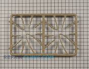 Burner Grate - Part # 911386 Mfg Part # WB31T10054