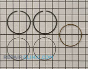 Piston Ring - Part # 1735293 Mfg Part # 13008-6001