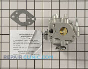 Carburetor - Part # 1648873 Mfg Part # 809011
