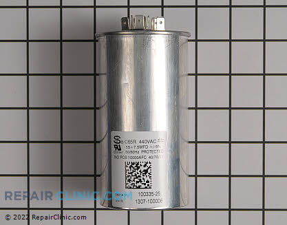 Run Capacitor 10W36 Main Product View