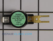 Temperature Control Switch - Part # 2380142 Mfg Part # HH19ZA145