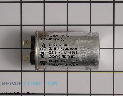 Capacitor DAR1102.43 Main Product View
