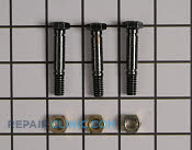 Shear Bolt and Nut - Part # 3181237 Mfg Part # 72100600