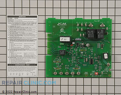 Control Board ICM281 Main Product View