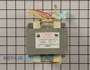 High Voltage Transformer - Part # 2667296 Mfg Part # EBJ60664603