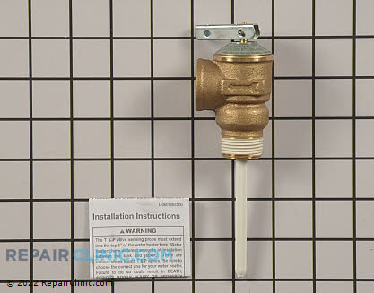 Temperature and Pressure Relief Valve 9000071005      Main Product View