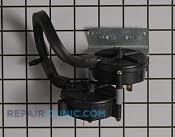 Pressure Switch - Part # 2336122 Mfg Part # S1-02435273000