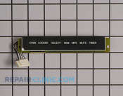 LED Board - Part # 769976 Mfg Part # WB27X10328