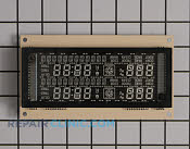Control Board - Part # 1914831 Mfg Part # EAJ61309901