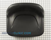 Riding Lawn Mower Seat - Part # 2426614 Mfg Part # 532401042