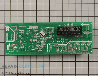 Oven Control Board EBR74632601 Main Product View