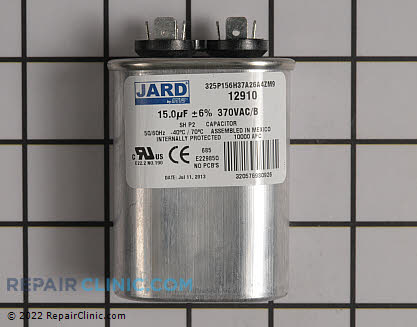 Run Capacitor 12910 Main Product View