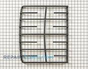 Burner Grate - Part # 1874636 Mfg Part # W10281655