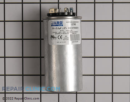 Dual Run Capacitor 12790 Main Product View