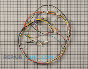 Wire Harness - Part # 2716984 Mfg Part # 55W94