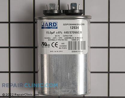 Amana Central Air Conditioner Run Capacitor