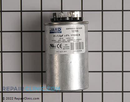 Dual Run Capacitor 12769 Main Product View