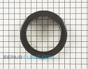 Chute ring 21 black d - Part # 1785289 Mfg Part # 307842MA