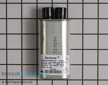 High Voltage Capacitor 59001162 Main Product View