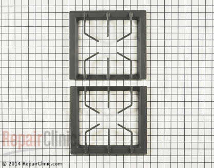 Burner Grate 12001481        Main Product View