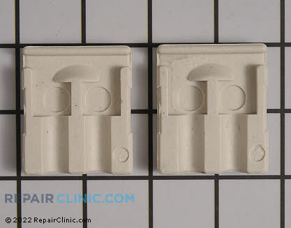 Ceramic Receptacle Block WB2X2398 Main Product View