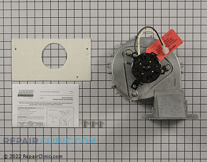 Blower Motor 43J57 Main Product View