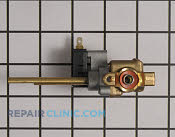 Surface Burner Valve - Part # 1877306 Mfg Part # W10326645